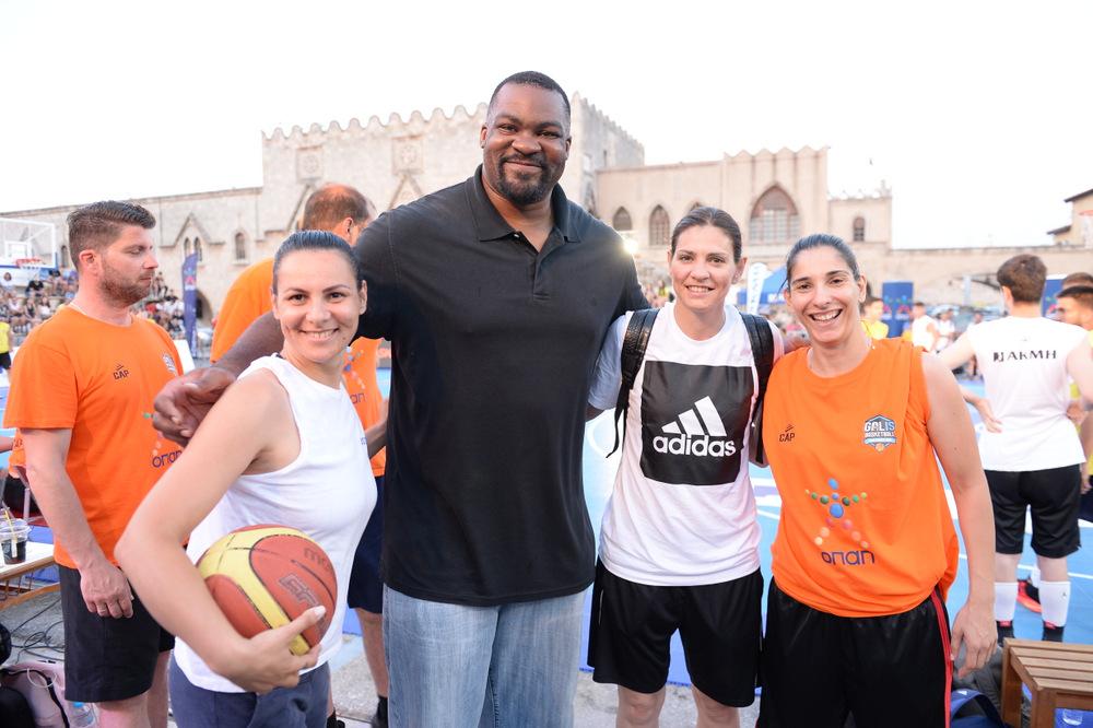 GalisBasketball 3on3: Εκδήλωση λατρείας για τον «Big Sofo» στη Ρόδο! (photos)