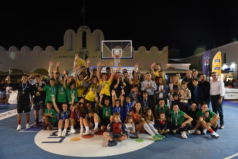 Galisbasketball 3on3: Ένα μαγικό μπασκετικό τετραήμερο στην Κω (video)