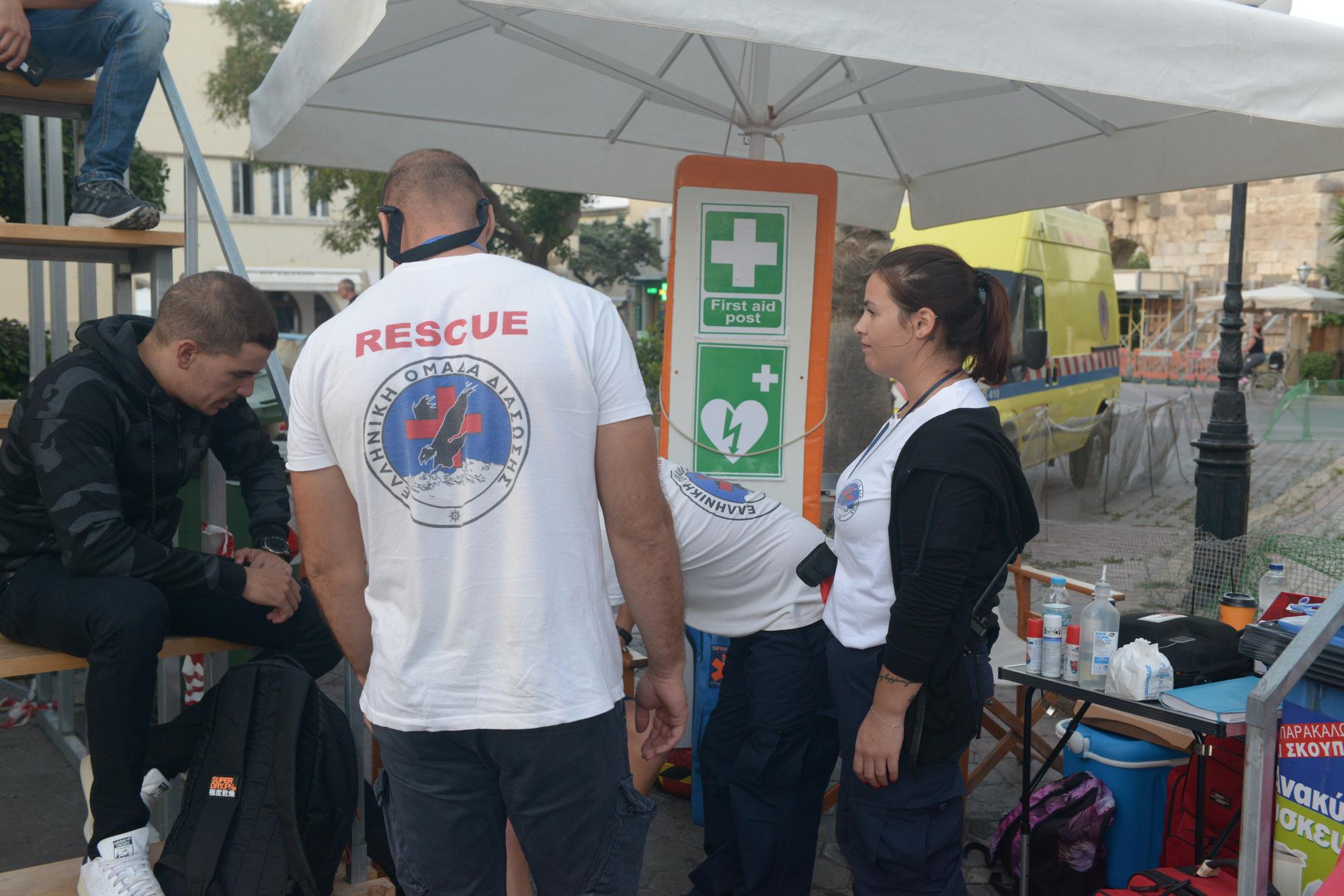 Ελληνική Ομάδα Διάσωσης Κω: Οι αφανείς ήρωες του GalisBasketball 3on3