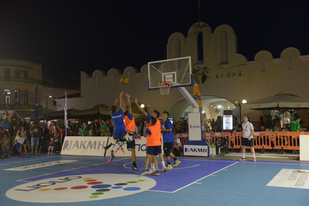GalisBasketball 3on3: Το Photostory της Παρασκευής 20/09