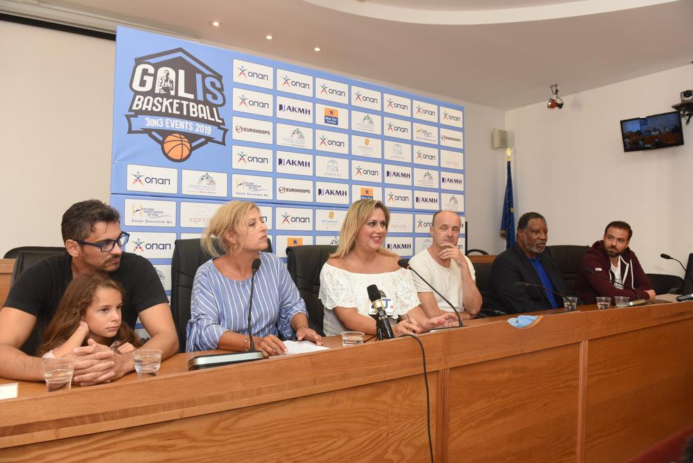 Η Συνέντευξη Τύπου του GalisBasketball 3on3 στην Κω (pics)