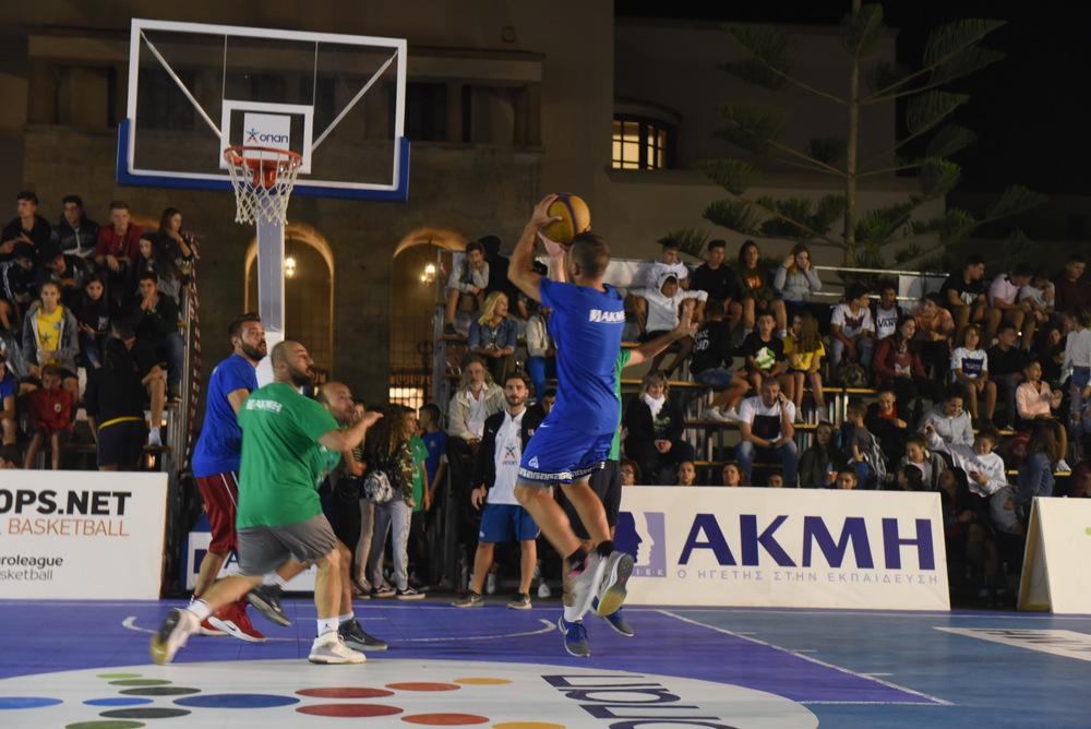 GalisBasketball 3on3: Τα αποτελέσματα του Σαββάτου 21/09
