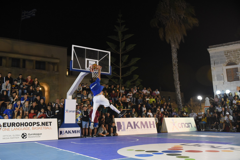 GalisBasketball 3on3: Διαγωνισμός καρφωμάτων με σούπερ μπασκετική κριτική επιτροπή! (pics)