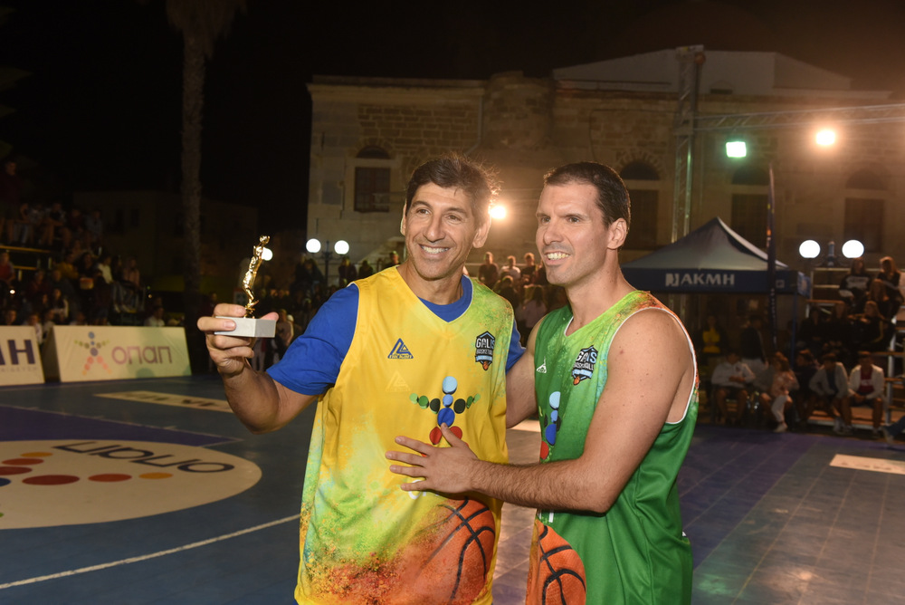 GalisBasketball 3on3: Ο Χριστόφορος Στεφανίδης θριαμβευτής στον διαγωνισμό τριπόντων! (video+pics)