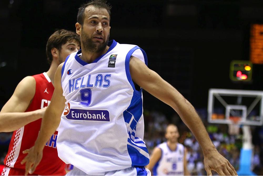 Ο Ανδρέας Γλυνιαδάκης στην Κω για το Galisbasketball 3on3!